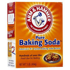 Baking Soda Whitening