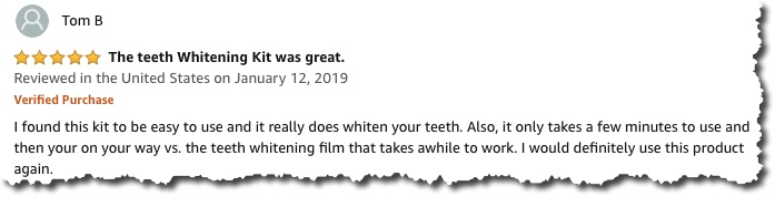 Mobile White Review 2