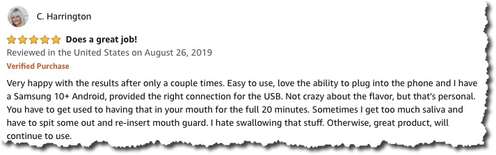 Mobile White Review 3