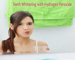 Teeth Whitening Hydrogen Peroxide