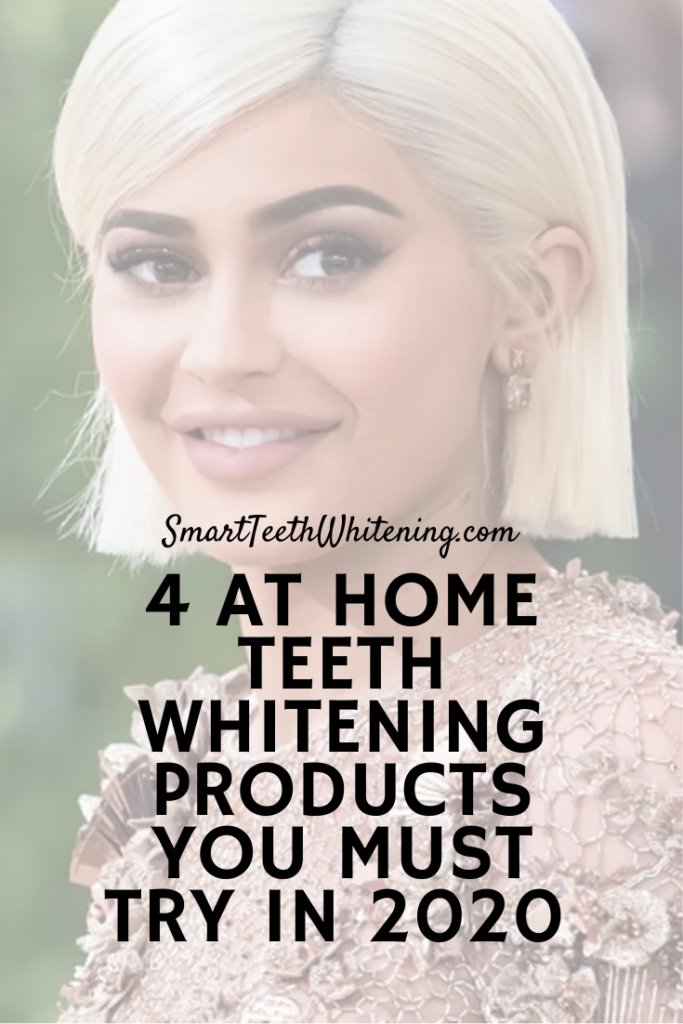 At Home Teeth Whitening Products 2020