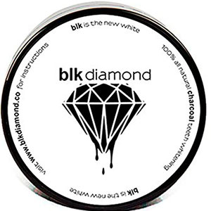 black diamond teeth whitening