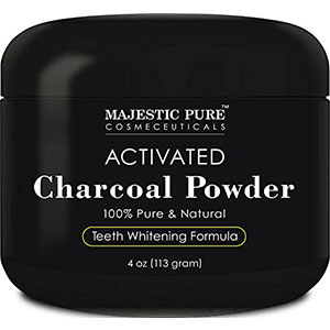 majestic pure whitening powder