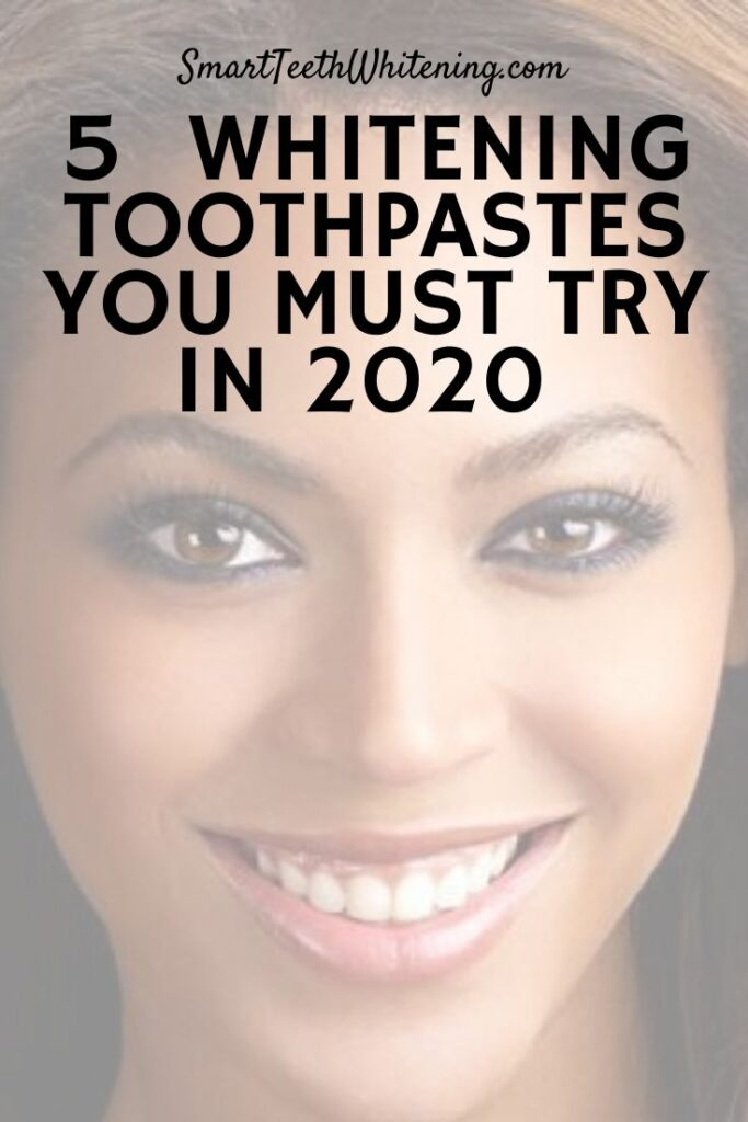 The 5 Best Whitening Toothpaste S Of 2020 Smart Teeth Whitening